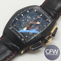 Cvstos Challenge Chrono Gold and Black Case