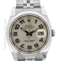 Rolex stainless steel Datejust