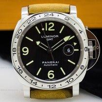 Panerai PAM00029 PAM00029 Luminor GMT Tuxedo Dial SS (26190)
