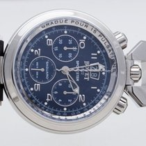 Bovet Sportster 46 Saguaro Blue Dial SP0417-MA