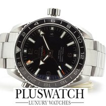 Omega SEAMASTER PLANET OCEAN 600 M OMEGA CO-AXIAL GMT 43,5 MM NEW