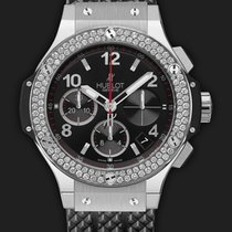 Hublot Big Bang Steel Diamonds 41 mm