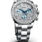 Rolex DAYTONA PLATINUM PAVE DIAMOND