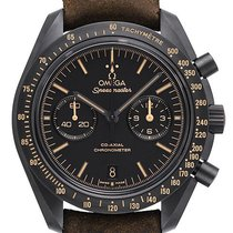 Omega Speedmaster Moonwatch Dark Side of the Moon Vintage Black