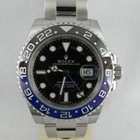 Rolex GMT MASTER II BLU NERO, BLACK BLUE, BATMAN