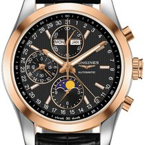 Longines Conquest Classic Chronograph Moonphase 42mm l2.798.5....