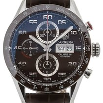 TAG Heuer Carrera 43 Automatic Brown Dial Calibre 16
