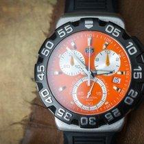 TAG Heuer Formula 1 Professional Chrono Orange