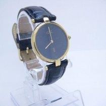 Cartier Must De Cartier Vermeil Gold Plated Sterling Silver...