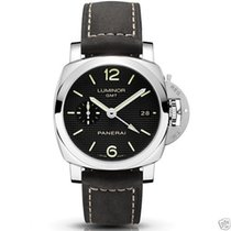 Panerai PAM00535 Luminor 1950 3 Days GMT Automatic Acciaio PAM...