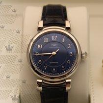 萬國 (IWC) IW458312   Da Vinci Automatic Navy Blue Dial ( Ladies)