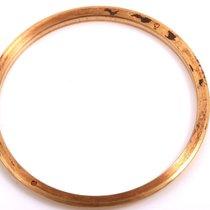 Rolex Mens 18K Gold Fluted Day Date President Bezel - Sapphire...
