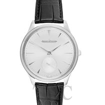 Jaeger-LeCoultre Master Ultra Thin Small Second Silver...