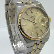 Rolex Datejust Oysterquartz 36mm 18k Gold & Steel 1977...