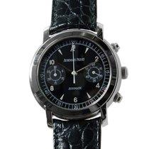 Audemars Piguet Classic Stainless Steel Black Automatic...