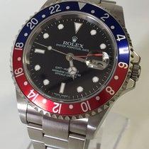 Rolex GMT Master II - Pepsi - LC 100 - NOS - Stick - 3186 - New..