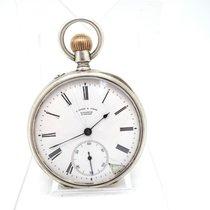 A. Lange & Söhne Taschenuhr Silber Von 1886 50mm 96 Gramm