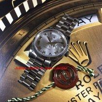 勞力士 (Rolex) 118239 Day-Date White Gold 36mm W Paper