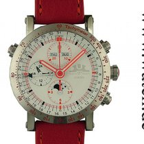 Temption Chronograph CGK204 Automatic Red Vollkalender...