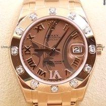 Rolex Pearlmaster, Ref. 81315 - Golddust Dia./verschiedene...