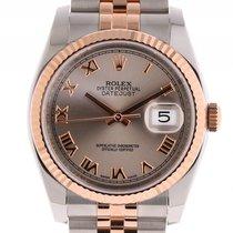 Rolex Datejust Stahl Roségold Everose Automatik Jubilé Armband...