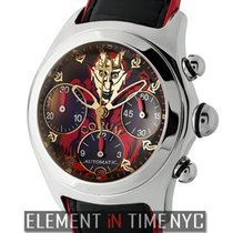 Corum Bubble Lucifer Limited Edition XXX/666 45mm Steel Automatic