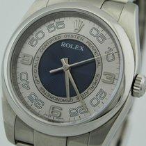 ロレックス (Rolex) Oyster Perpetual Ref. 116000 Box und Papiere von...