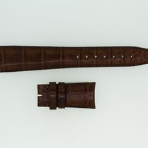IWC Lederband / Alligator / Braun 20/16mm 125/40mm