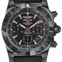 Breitling Chronomat 44 Blacksteel mb0111c3/be35/253s.m