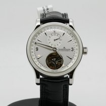 Jaeger-LeCoultre Master Grande Tradition Tourbillon Dual Time...