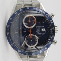 TAG Heuer Carrera Calibre 16 Chronograph Stahl CV2015-1