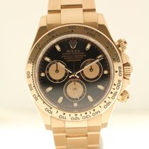 Rolex Daytona everose / rosé gold 116505 V-serial from 2009 B + P