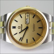 Omega Constellation Stahl/Gold Cal. 1020