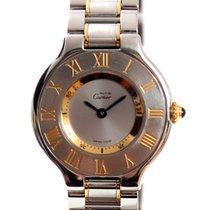 까르띠에 (Cartier) Must 21 Lady Gold/Steel