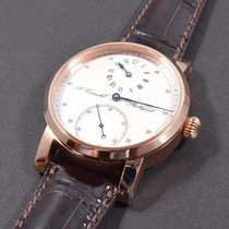 Cornehl Regulator Rosé Gold SC 1 Guillochiert