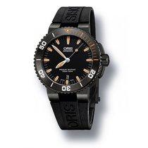 Oris Men's 733 7653 4259-07 4 26 34GEB Aquis Date Watch