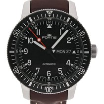 Fortis B-42 Official Cosmonauts Day/Date Automatik 647.10.11 L.16
