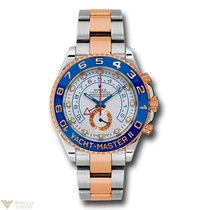 Rolex Oyster Perpetual Yacht-Master II Stainless Steel &...