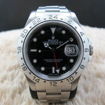 勞力士 (Rolex) EXPLORER 2 16570 with Black Dial