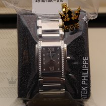 Patek Philippe 4910/10A-010   Twenty-4 Diamond Ladies  (Grey)...