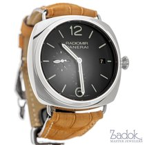 Panerai Radiomir 10 Days GMT Automatic Steel PAM00323 47mm Watch