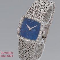 Chopard Damenuhr - Ref.U2004 - 18K/750 WG - Diamanten ges. ca....