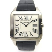 Cartier Santos Dumont 2789 with box and service papers.