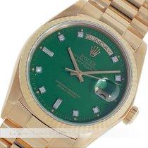 Rolex Day-Date Stella Dial Gelbgold 18038