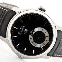 Ebel Classic Hexagon GMT – new condition– men's wristwatch
