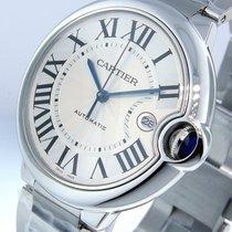 Cartier Ballon Bleu W69012z4 42 Mm Stainless Steel