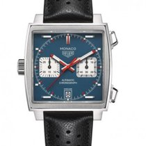 TAG Heuer Monaco Calibre 11 Chronographe Automatique 100 M -...
