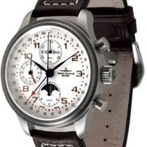 Zeno-Watch Basel NC Pilot Chrono Full Calendar