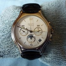 Zenith Academy Vintage Chronograph Moonphase El Primero...