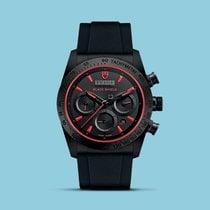 Tudor Fastrider Black Shield red Kautschuk LC 100 -NEU-